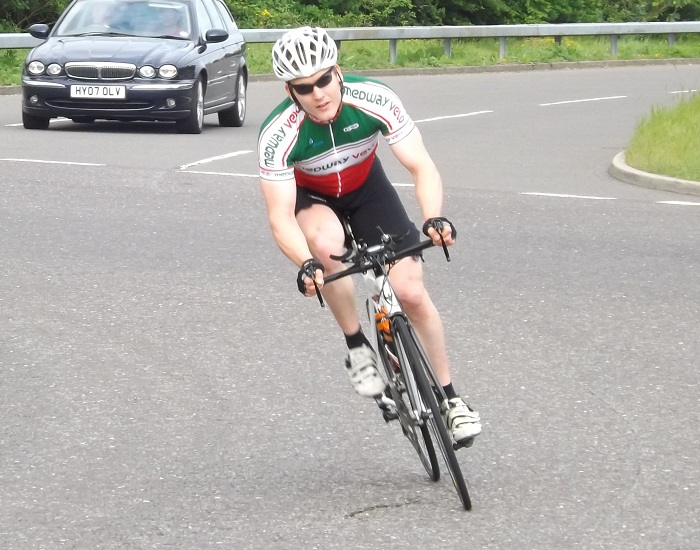 Kent Cycling Association 100 Mile Time Trial