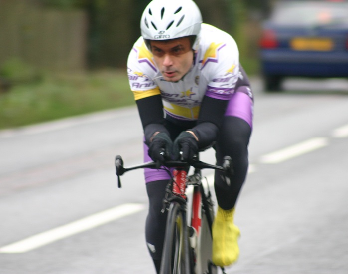 Southborough & District Wheelers New Years Day 10